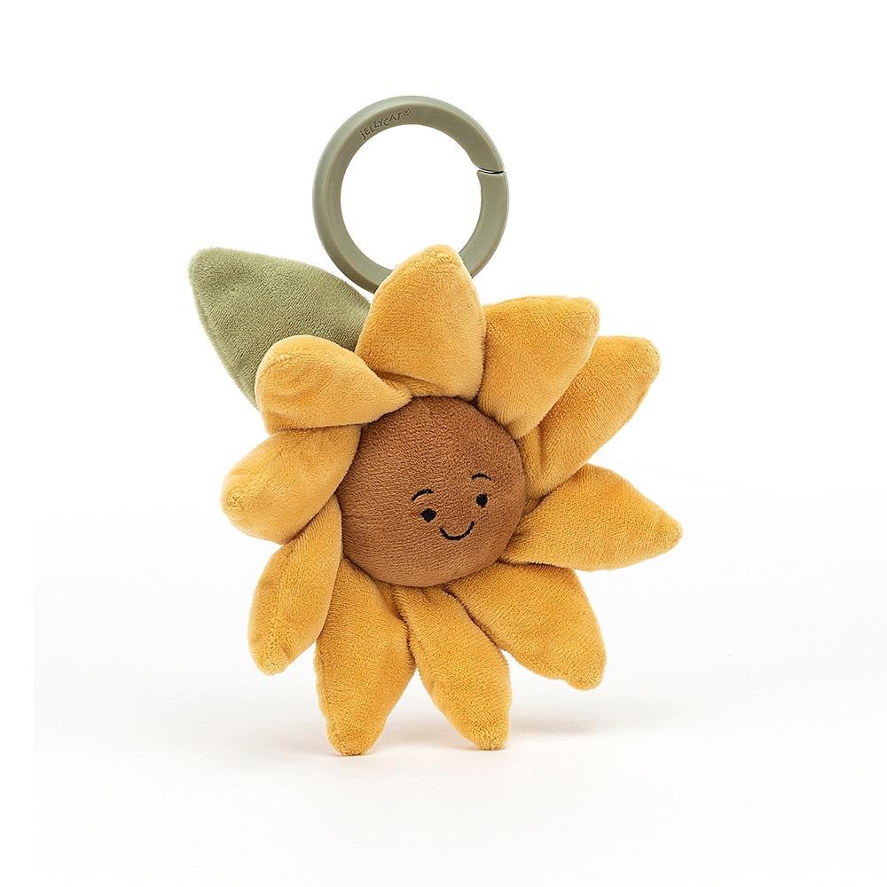 JellyCat JellyCat Fleury Sunflower Jitter
