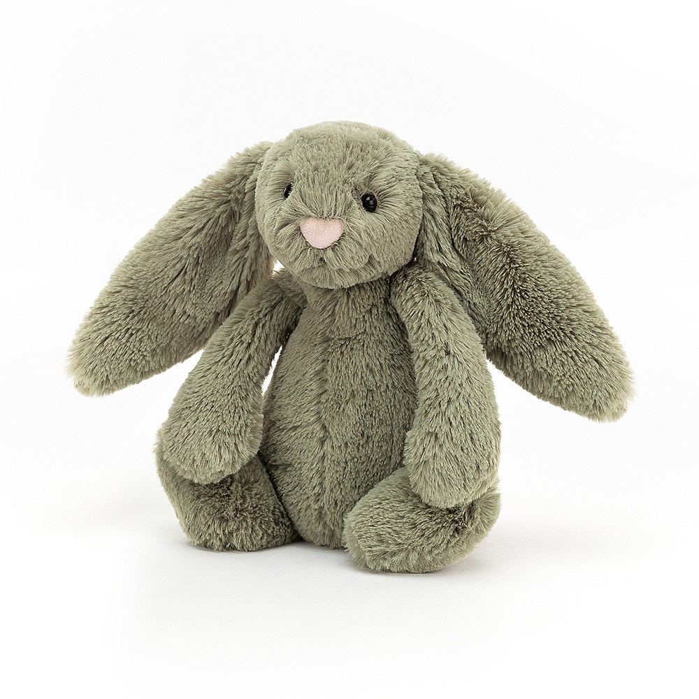 JellyCat JellyCat Bashful Fern Bunny Small