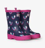 Hatley Hatley Rainbow Birds Matte Rain Boots