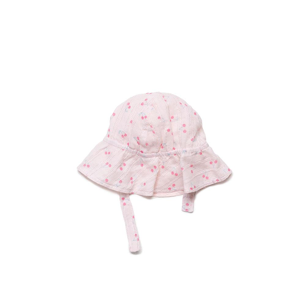 Egg Egg Fawn Hat - Blush