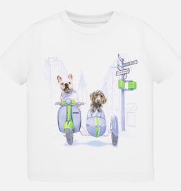 Mayoral Mayoral Short Sleeve Sidecar T-Shirt
