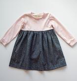 Thimble Thimble Playground Dress - Pink