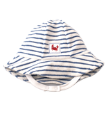 kissy kissy Kissy Kissy Whale of a Time Terry Sunhat *more colors*