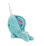 JellyCat Jelly Cat Seas The Day Aqua Novelty Purse