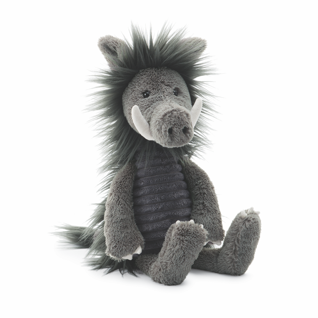 JellyCat Jelly Cat Snaggle Baggle Walter Warthog