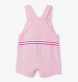 Hatley Hatley Candy Pink Overalls