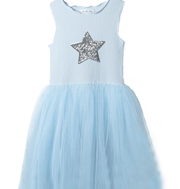 Petite Hailey Petite Hailey Star Tutu Dress - BROO96135