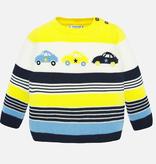 Mayoral Mayoral Block Sweater - BROO87005