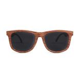 Fctry Polarized Sunglasses- Wood Finish