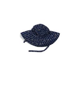 Egg Egg Beach Hat - Navy