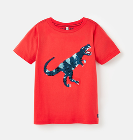 Joules Joules Cullen Dino Shirt