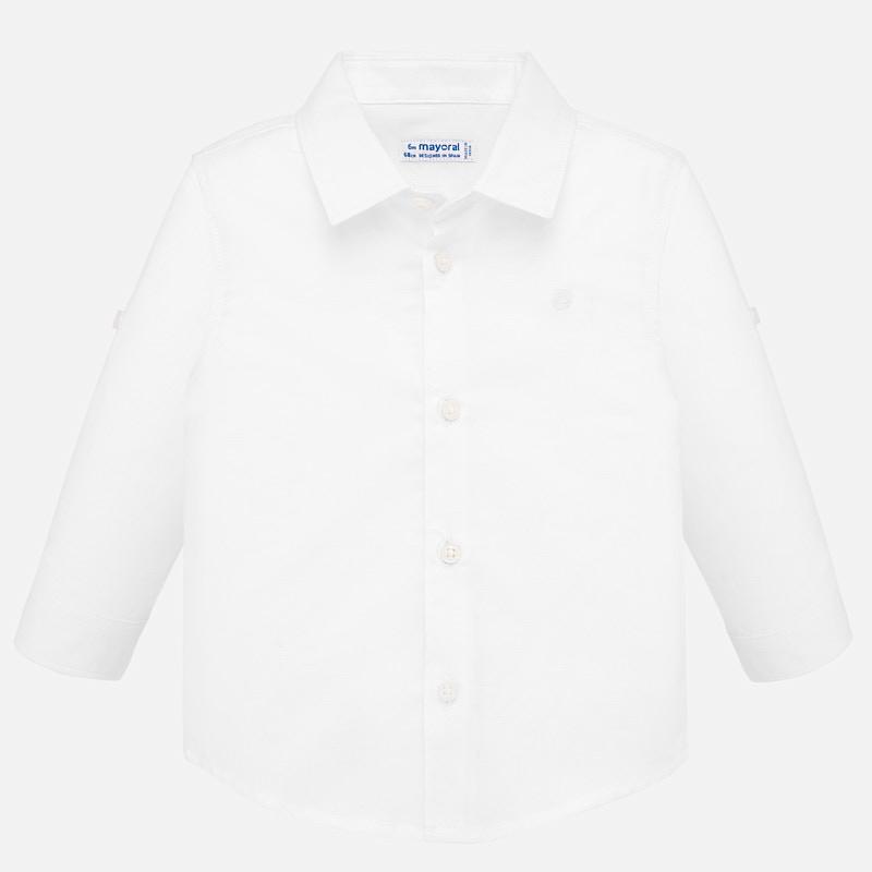 Mayoral Mayoral Long Sleeve Linen Shirt - BROO85819