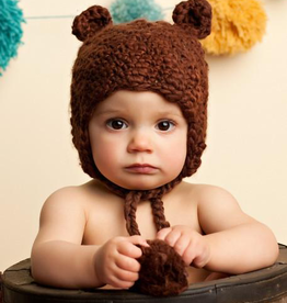 The Blueberry Hill The Blueberry Hill Sam Bear Hat