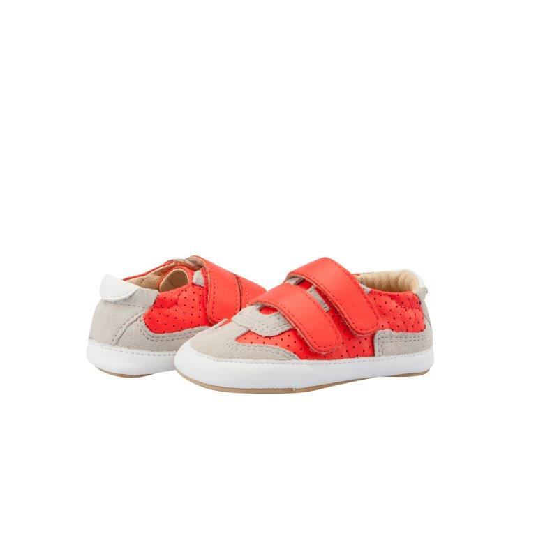 Old Soles Old Soles Revival Baby Sneaker - Red
