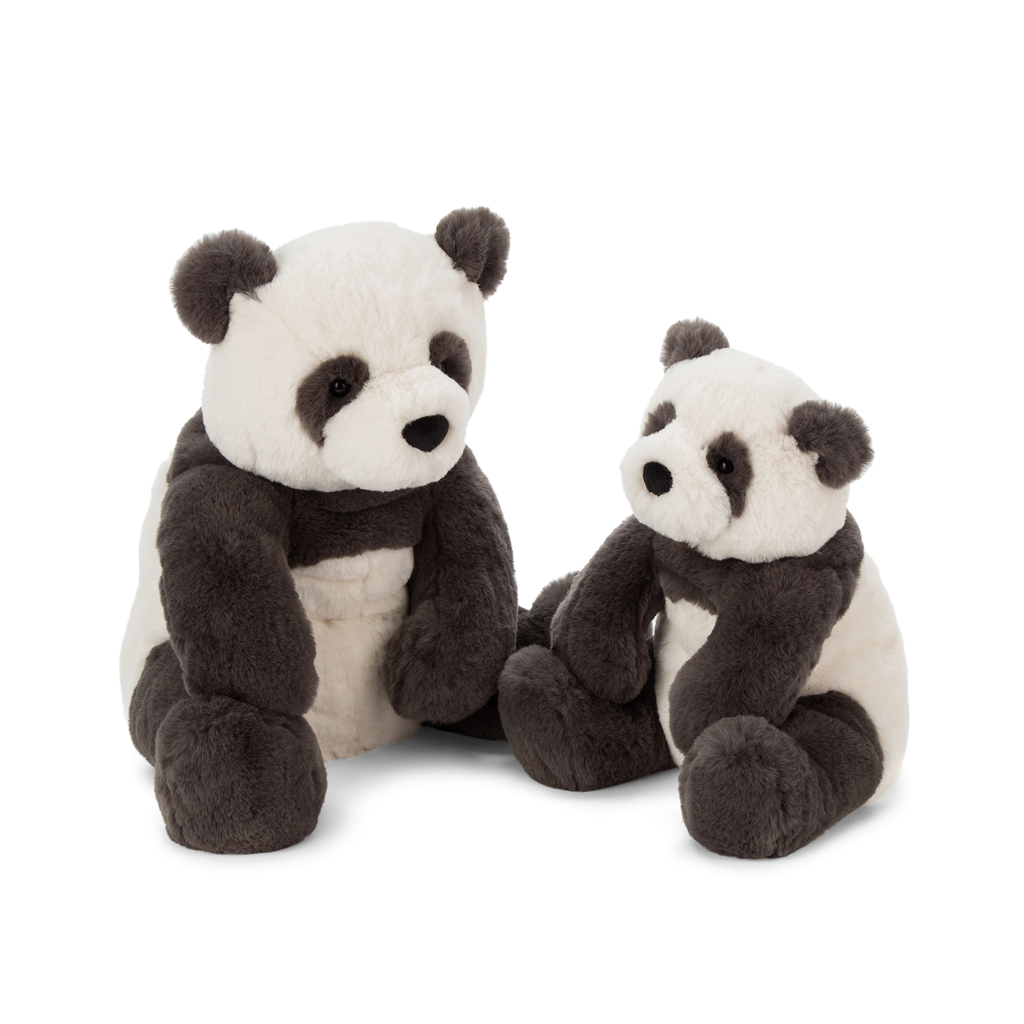JellyCat Jelly Cat Harry Panda Cub Large