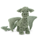 JellyCat Jelly Cat Drake Dragon
