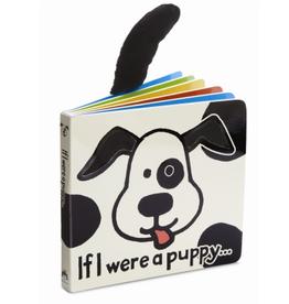 JellyCat JellyCat If I were a Puppy Black