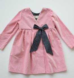 Thimble Thimble Wrap Dress - Velour