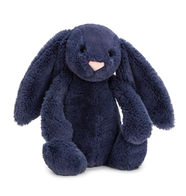 JellyCat Jelly Cat Bashful Navy Bunny Medium