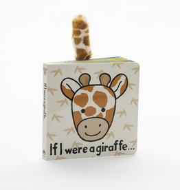 JellyCat Jelly Cat if I were a Giraffe Book