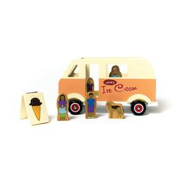 Jack Rabbit Creations Jack Rabbit Sweet Treat Ice Cream Truck Magnetic