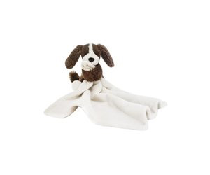 JellyCat Jelly Cat Bashful Fudge Puppy Soother