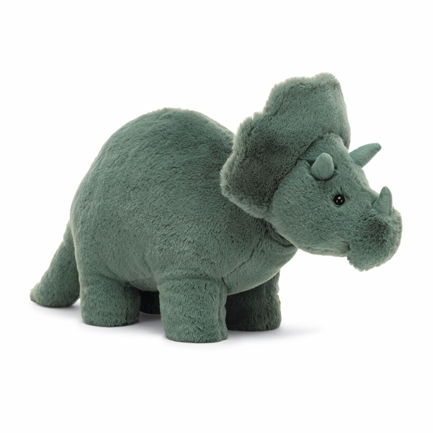 JellyCat Jelly Cat Fossilly Triceratops