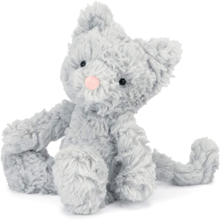 JellyCat Jelly Cat Squiggle Kitty