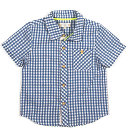 Egg Egg Plaid Adrian Shirt