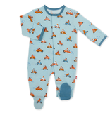 Magnificent Baby Magnetic Me Easy Rider Modal Footie