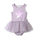 Petite Hailey Petite Hailey Aurora Baby Onesie Tutu - BROO96184