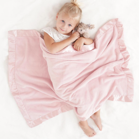 Elegant Baby Elegant Baby Fleece Stroller Blanket
