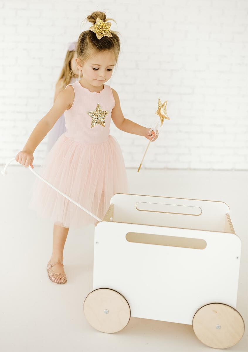 Petite Hailey Petite Hailey Star Tutu Dress