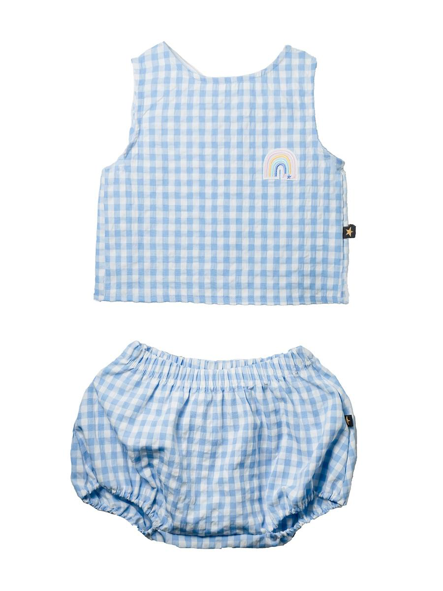 Petite Hailey Petite Hailey Coco Set - Check