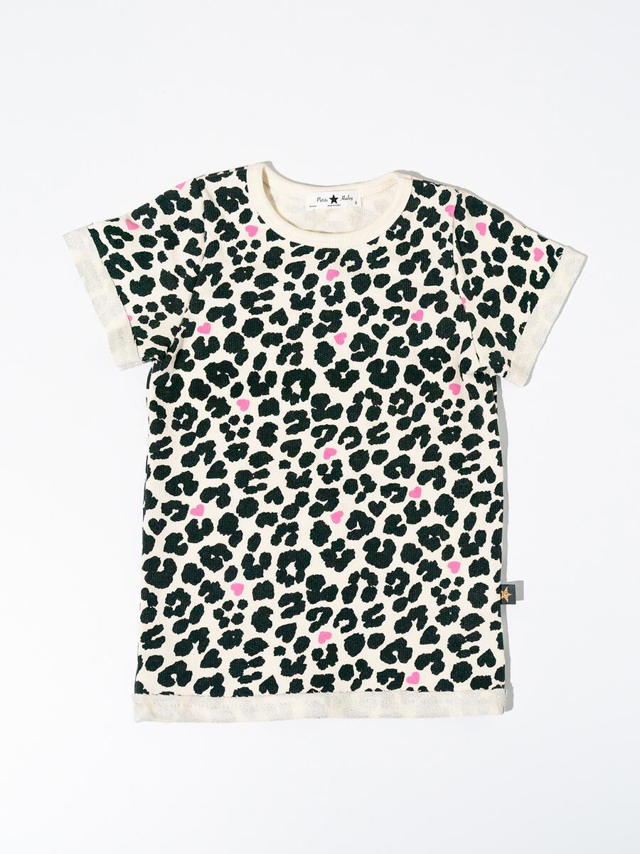 Petite Hailey Petite Hailey Leopard  Shirt
