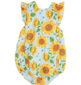 Angel Dear Angel Dear Sunflower Sunsuit