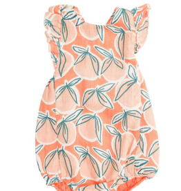 Angel Dear Angel Dear Peachy Sunsuit
