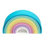 dena dena Large Pastel Rainbow