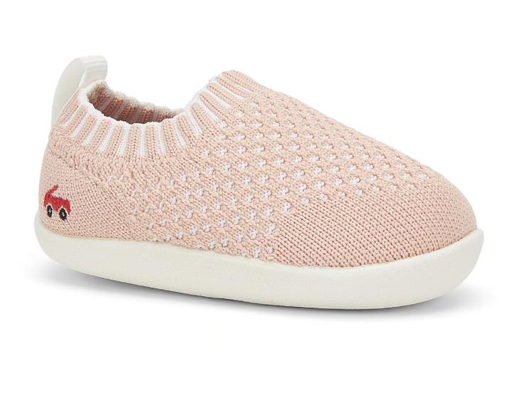 See Kai Run See Kai Run Baby Knit - Pink