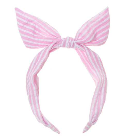 Rockahula Candy Stripe Tie Headband