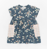 Thimble Thimble Playground Dress in Blossom
