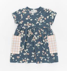 Thimble Thimble Playground Dress in Blossom