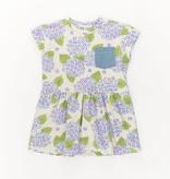 Thimble Thimble Casual Dress in Hydrangea