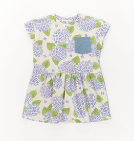 Thimble Thimble Casual Dress in Hydrangea
