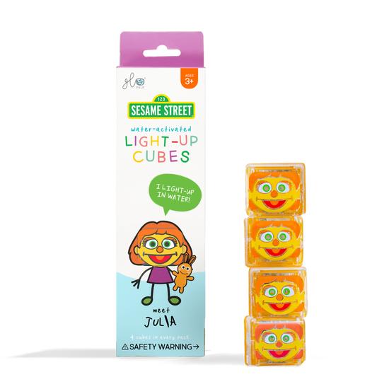 glo pal Glo Pal Julia - Glo Pals Light-Up Cubes