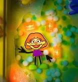 glo pal Glo Pals Julia - Sesame Street Glo Pal