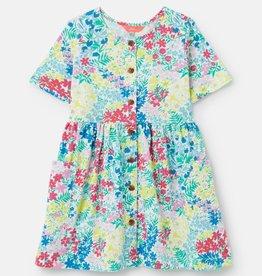 Joules Joules Liddie Button Dress
