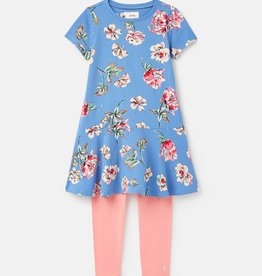 Joules Joules Iona Dress and Legging Set
