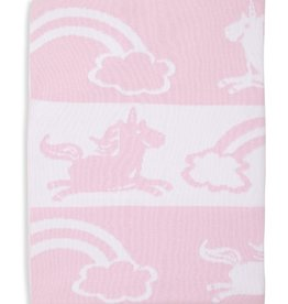 kissy kissy Kissy Kissy Unicorn Novelty Blanket