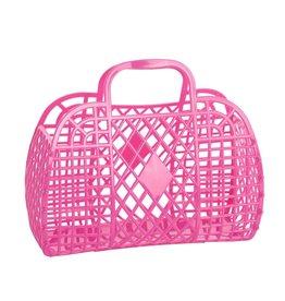 sun jellies Sunjellies Retro Basket Small *more colors*